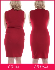 Spanx-Mid-Thigh-Bodysuit-Before-After